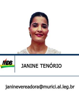 Janine Tenório