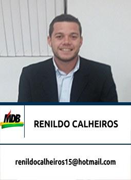 Renildo Calheiros
